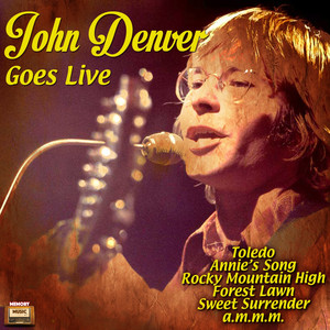 John Denver Goes Live Albümü