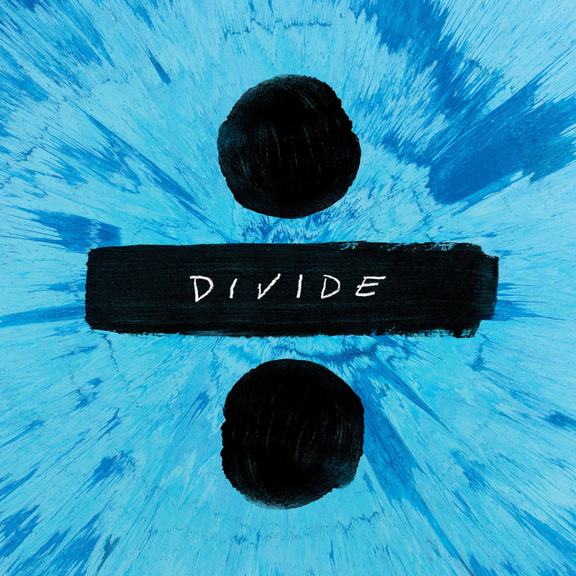 Ed Sheeran ÷ album cover