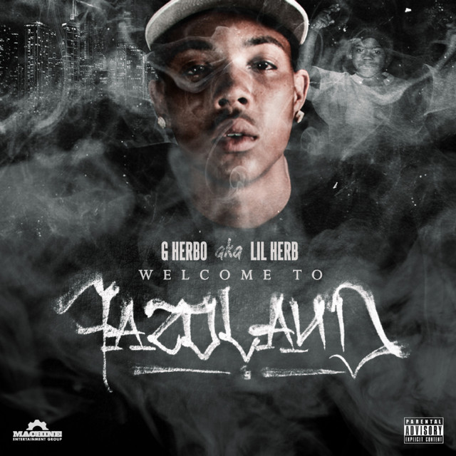 G Herbo Welcome to Fazoland album cover