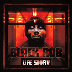 Black Rob Whoa! cover
