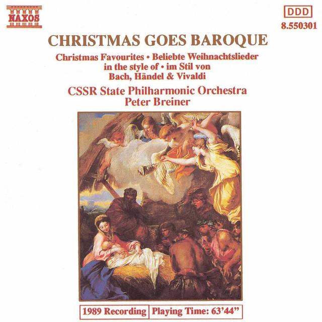 Christmas Goes Baroque 1