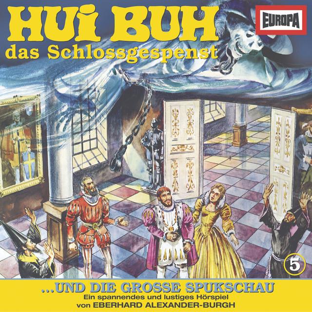 05 - und die große Spukschau Cover