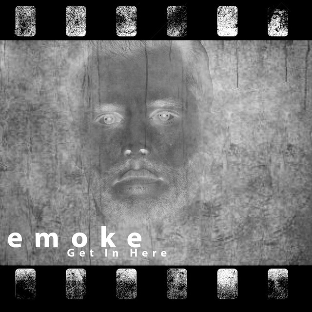 Album cover for Get In Here by Emoke