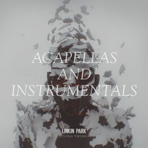 LIVING THINGS: Acapellas and Instrumentals Albumcover
