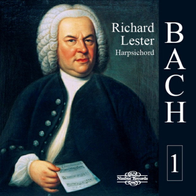 Bach: Works for Harpsichord, Vol. 1