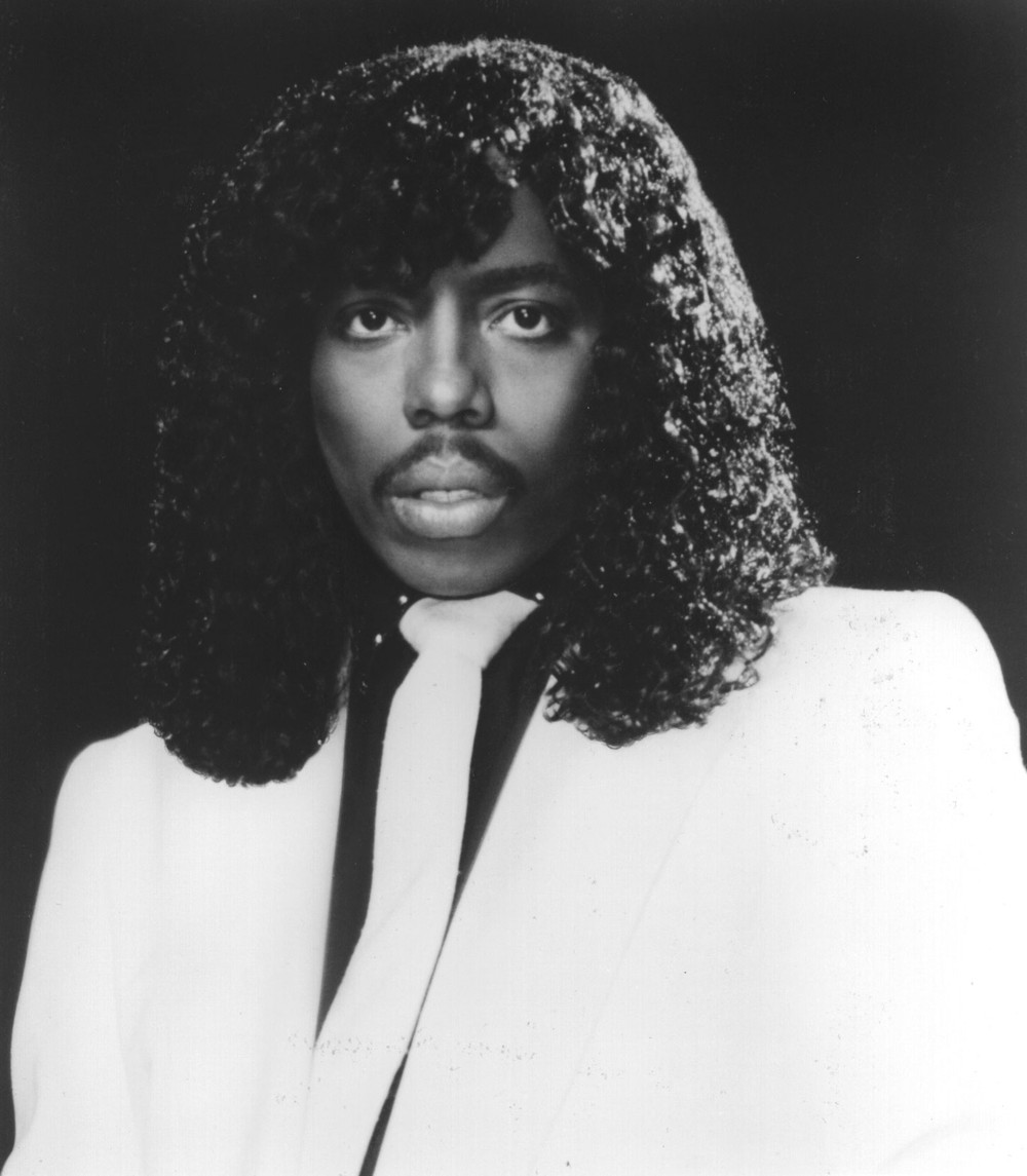 Rick James on SpotifyRick James Slap