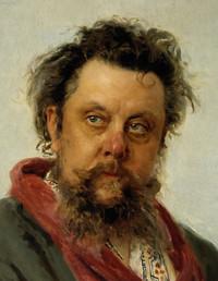 Picture of Модест Петрович Мусоргский