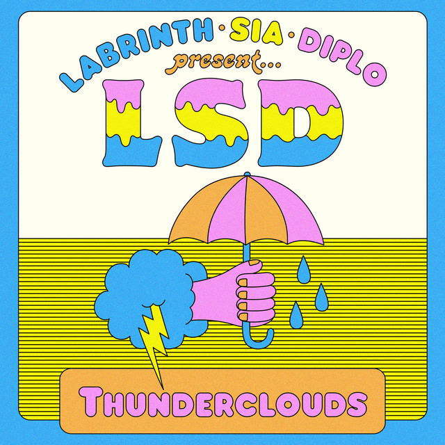 LSD Thunderclouds