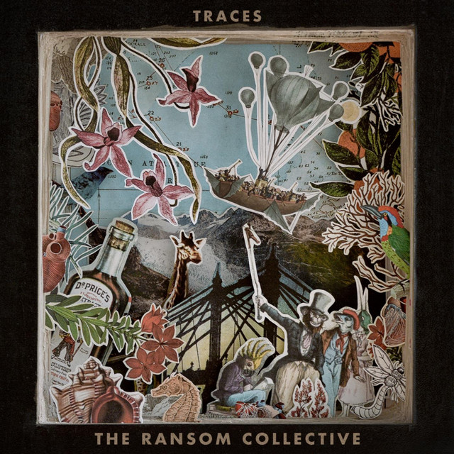 Album cover for Traces by The Ransom Collective