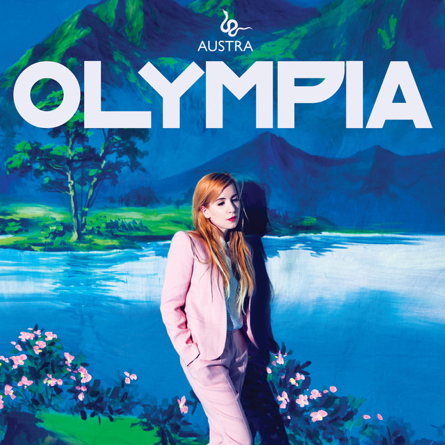 Album cover for Olympia by Austra