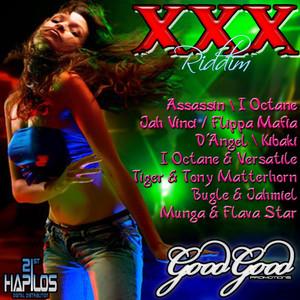 XXX Riddim Albumcover