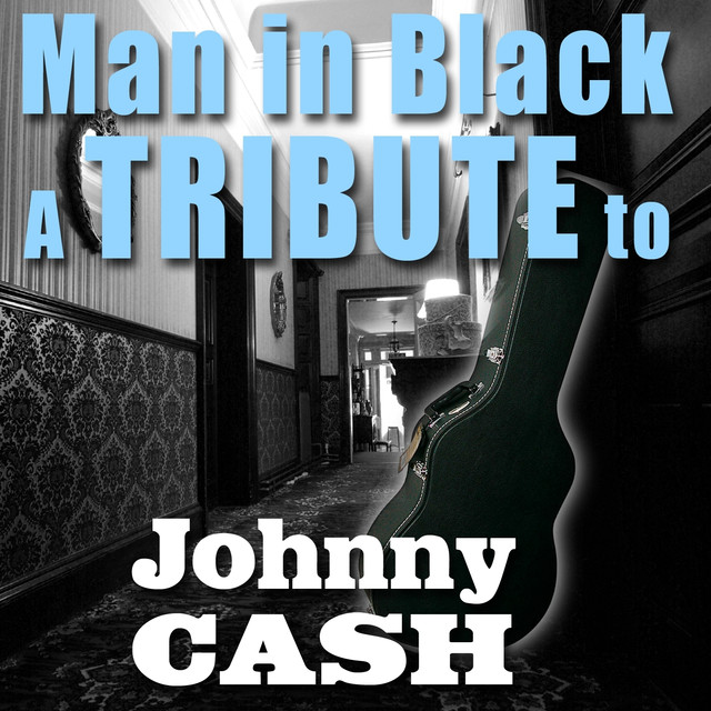 Man in Black-A Tribute to Johnny Cash Albumcover