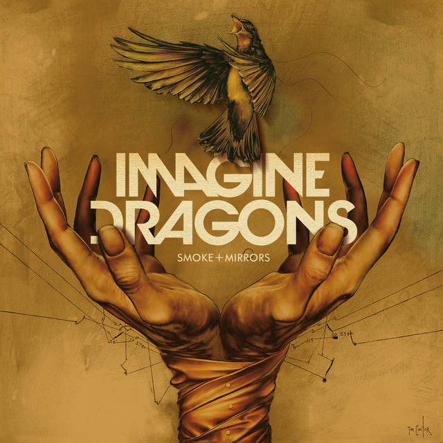 Imagine Dragons Smoke + Mirrors (Deluxe) album cover