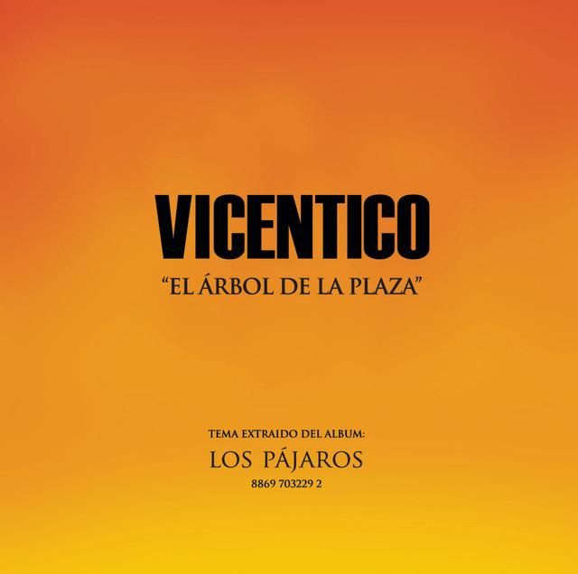Vicentico El Arbol De La Plaza album cover