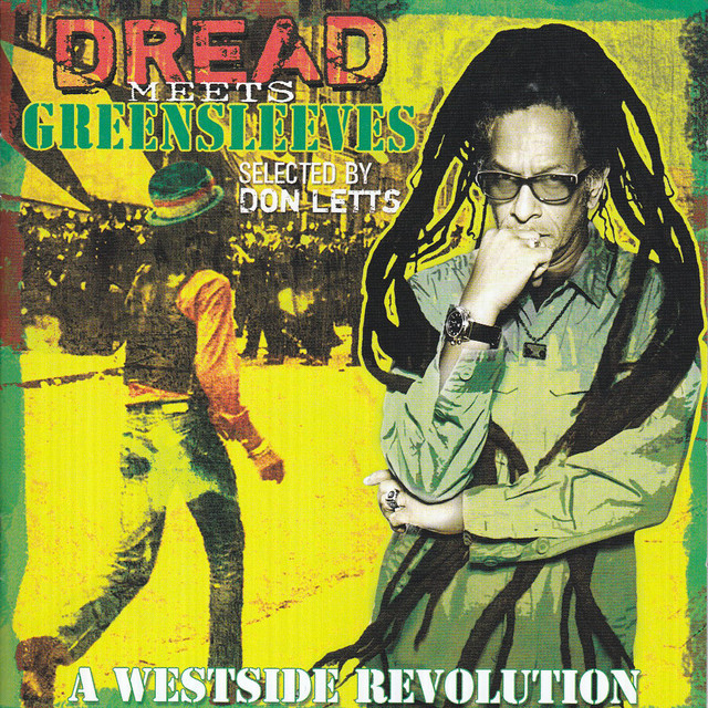 Various Artists Dread Meets Greensleeves - A Westside Revolution album cover