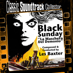 Black Sunday (La Maschera Del Demonio) [Ost] [1960] album