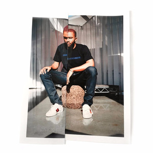 Frank Ocean Chanel cover