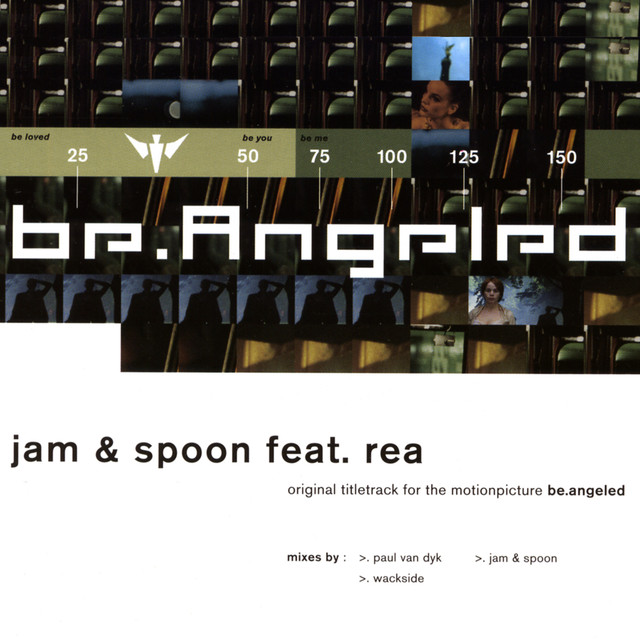 Be Angeled - Tweaker Mix, a song by Jam & Spoon, Rea on Spotify