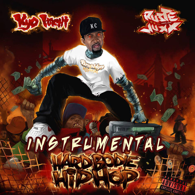 Hardbodie Hip Hop - Instrumental