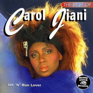 "The Best of Carol Jiani ""Hit 'N' Run Lover"" album"