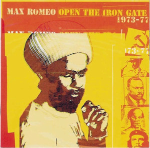 Max Romeo No Peace cover