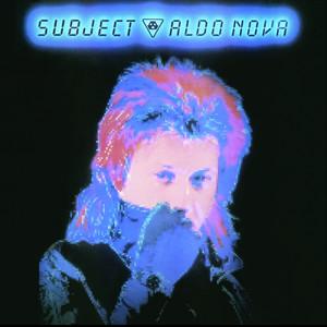 Subject.....Aldo Nova album
