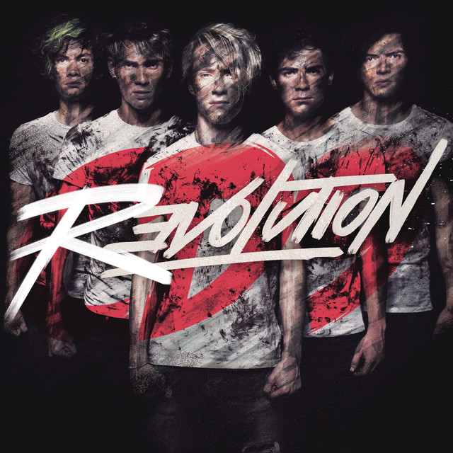 Album cover for Revolution by CD9