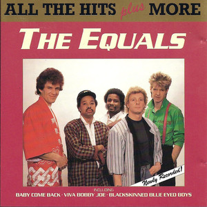 The Equals - All the Hits Plus More album