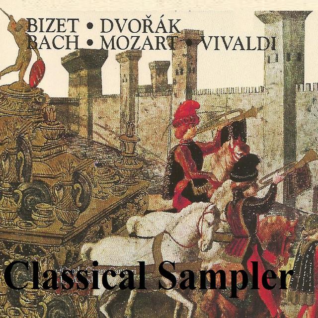 Classical Sampler Albumcover