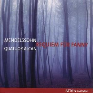 Mendelssohn: String Quartets Albumcover