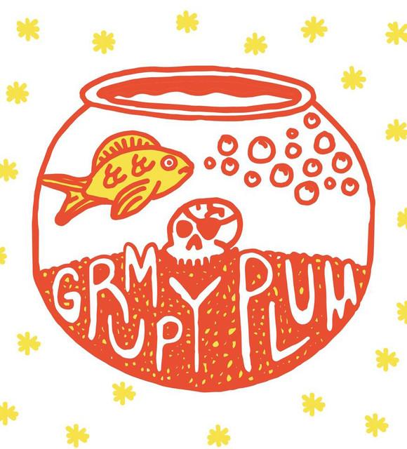 Grumpy Plum