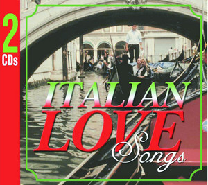 Italian Love Songs Albumcover