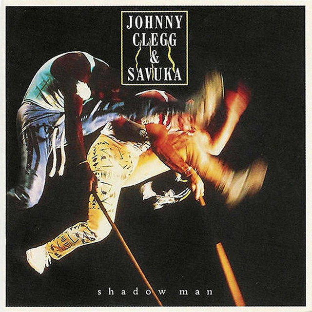 Johnny Clegg, Savuka Shadow Man album cover