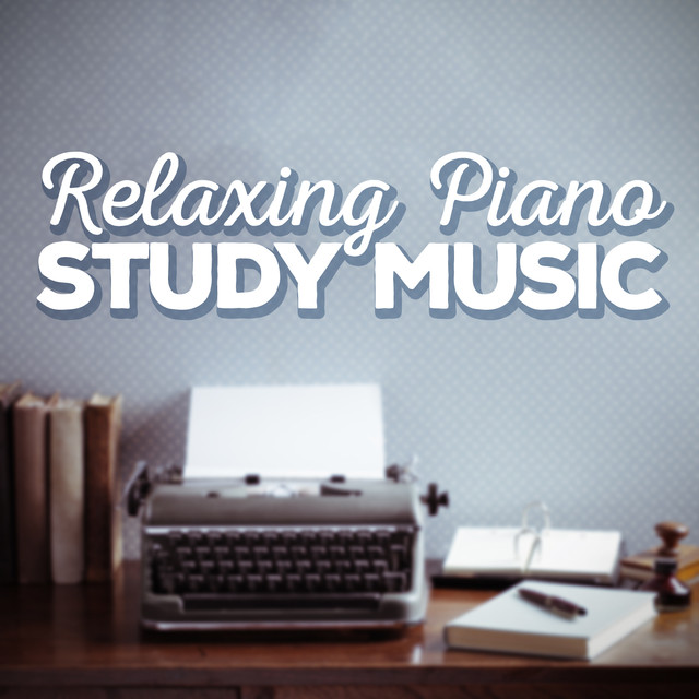 Relaxing Piano Study Music Albumcover
