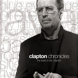 Eric Clapton Change the World cover