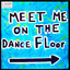 MEET ME ON THE DANCE FLOOR cover