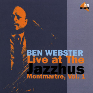 Ben Webster Over the Rainbow cover