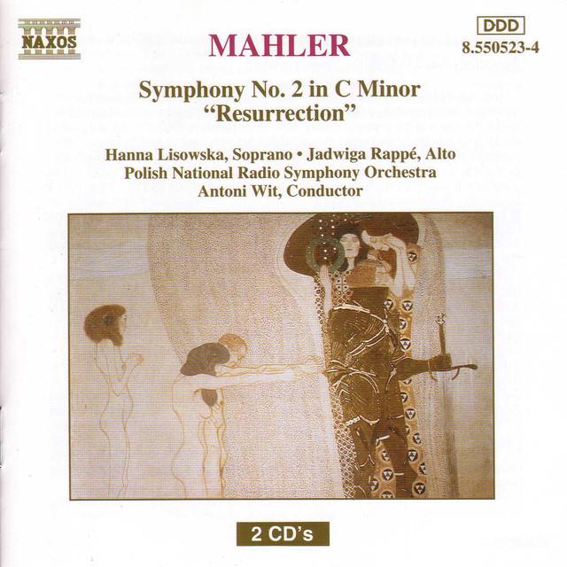 "Mahler, G.: Symphony No. 2, ""Resurrection"""