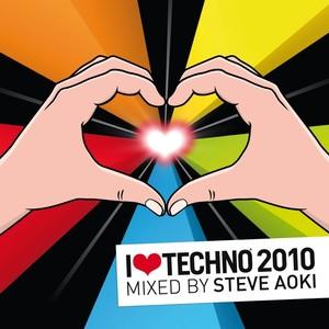 I Love Techno 2010 Albumcover