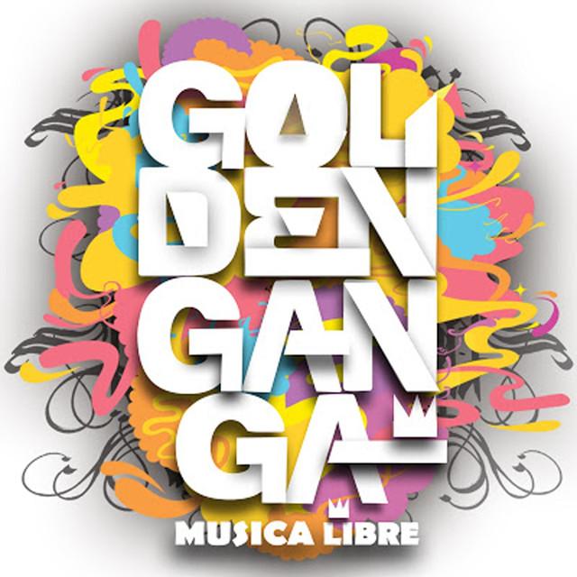 Album cover for Musica Libre by Golden Ganga