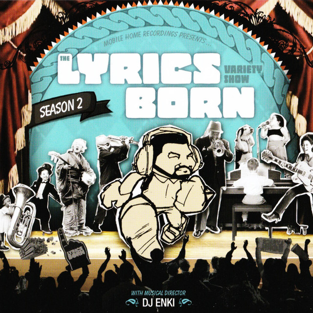 The Lyrics Born Variety Show Season 2