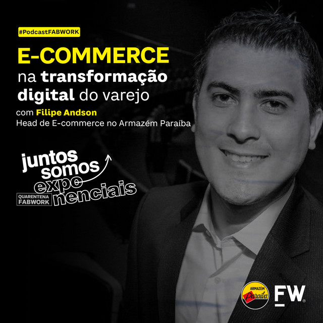 Thumbnail do episodio E-commerce na Transformação Digital