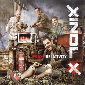 Praxe Relativity (Ondřej Ládek) Albumcover