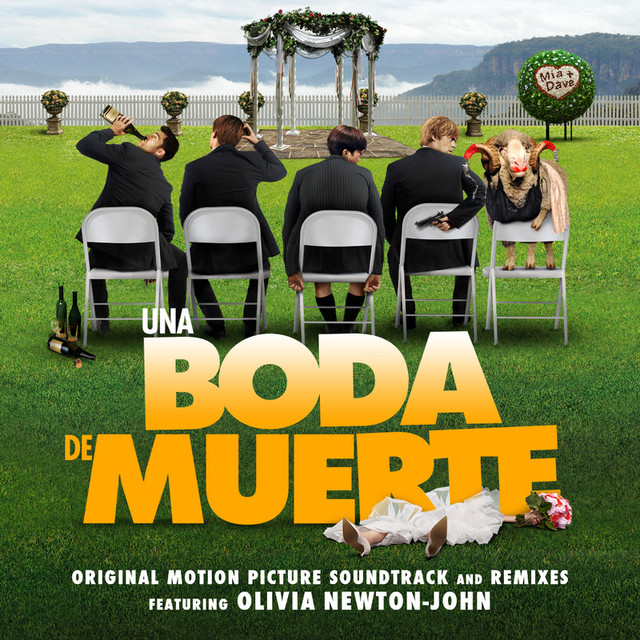 Olivia Newton-John, The Wedding Band A Few Best Men – Original Motion Picture Soundtrack And Remixes (Spanish Version) album cover
