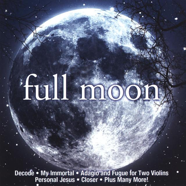 The Hit Crew Full Moon album cover