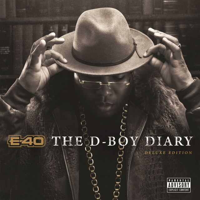 Album cover for The D-Boy Diary (Deluxe Edition) by E-40
