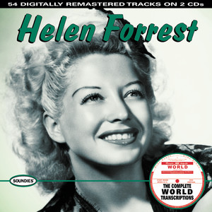 Helen Forrest: The Complete World Transcriptions album