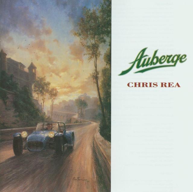 Chris Rea Auberge album cover