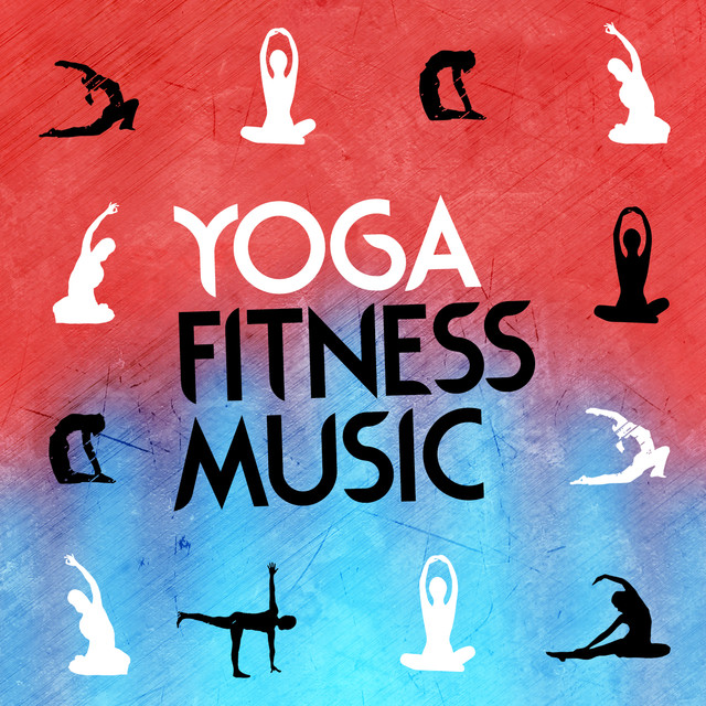 Yoga Fitness Music Albumcover