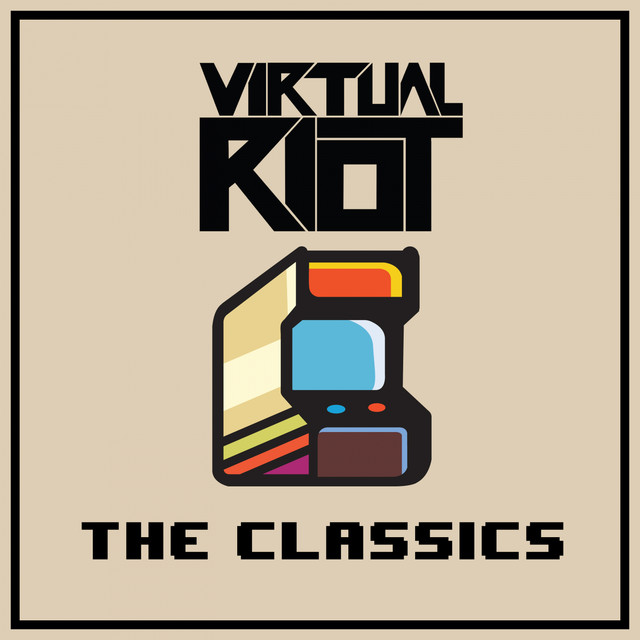 Album cover for The Classics by Virtual Riot